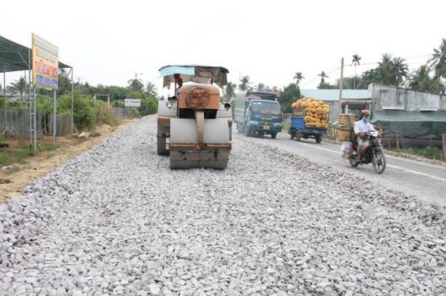 Bộ Giao thông vận tải yêu cầu tăng tốc giải ngân vốn đầu tư công.