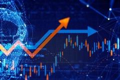 Nhiều cổ phiếu ngân hàng lao dốc, VN-Index thu hẹp đà tăng