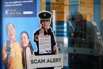 Người giàu thành nạn nhân lừa đảo ở Singapore