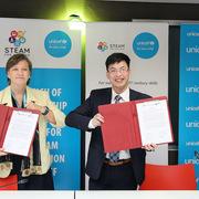 UNICEF và STEAM for Vietnam Foundation hợp tác phát triển giáo dục STEAM cho mọi trẻ em Việt Nam