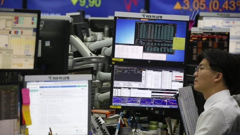 Xuất khẩu Nhật Bản không đạt kỳ vọng, chứng khoán châu Á trái chiều