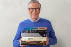 5 cuốn sách Bill Gates gợi ý nên đọc vào mùa hè này