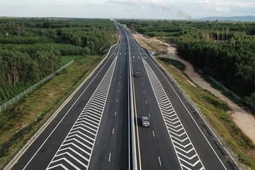 Chính phủ quyết cơ chế đặc thù gỡ vướng nguồn vật liệu xây dựng cao tốc Bắc-Nam