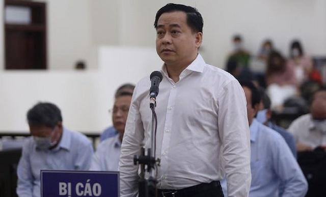 Phan Văn Anh Vũ đang đối mặt với hình phạt lên tới 20 năm tù trong vụ án đưa hối lộ.