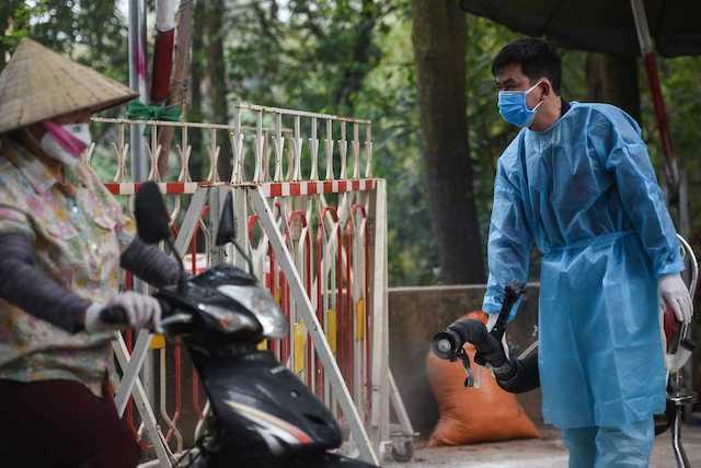 Việt Nam có thêm 423 ca nhiễm Covid-19 trong hôm nay.