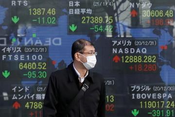 Chứng khoán châu Á hầu hết giảm sau khi Fed họp xong