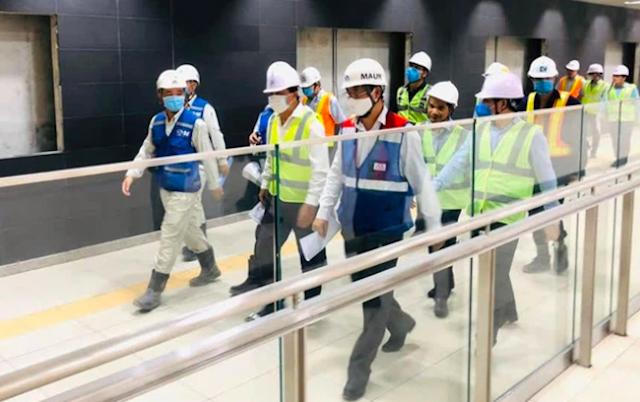 Gần 2.500 tỷ đồng metro Bến Thành - Suối Tiên chưa thể giải ngân.