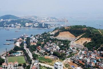 Quảng Ninh huỷ bỏ quy hoạch dự án 275 ha ở Hạ Long