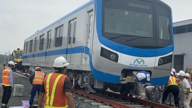 Vì sao metro Bến Thành - Suối Tiên chậm tiến độ?