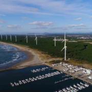 Mitsubishi sắp xây dựng nhà máy điện gió tại Lào để bán điện cho Việt Nam
