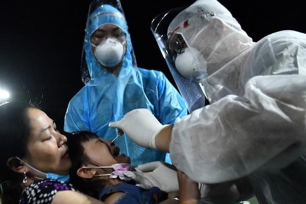 Một công ty ở KCN Tân Tạo phát hiện 26 ca nhiễm Covid-19