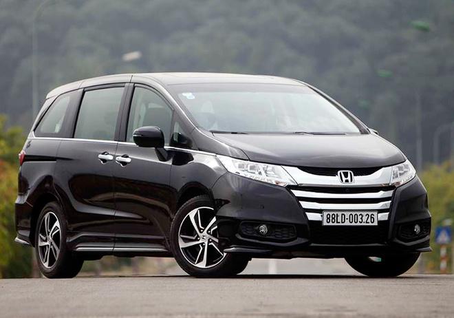 Honda khai tử 3 mẫu ôtô