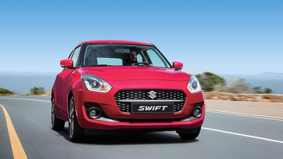 Suzuki Swift 2021 giá gần 550 triệu đồng tại Việt Nam