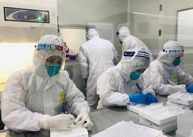 Toàn quốc có thêm 220 ca nhiễm Covid-19 vào trưa nay, nâng tổng số ca nhiễm trong sáng nay lên 379.
