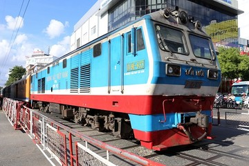 Đề xuất làm đường sắt kết nối sân bay Tân Sơn Nhất và sân bay Long Thành