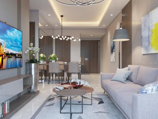 TP HCM có 7.000 căn hộ cao cấp trong nửa đầu năm