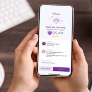 Ra mắt nhanh tính năng ủng hộ quỹ vaccine trên app, một ngân hàng đã tiếp nhận hàng nghìn lượt ủng hộ