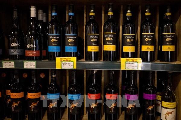 Australia kiện Trung Quốc lên WTO về thuế nhập khẩu rượu vang