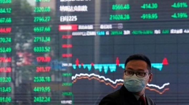 Dòng vốn vào các quỹ cổ phiếu toàn cầu cao nhất 3 tuần