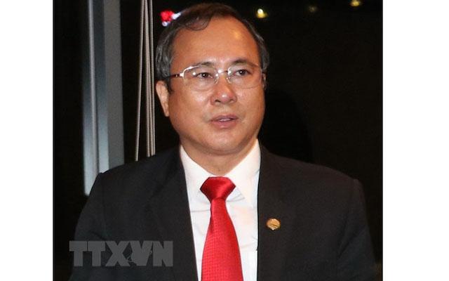 Ông Trần Văn Nam. Ảnh: TTXVN.
