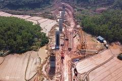 Tiến độ 11 dự án cao tốc Bắc - Nam