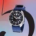 <p> Mẫu đồng hồ The Turtle SRP777/6309 được ra mắt vào năm 1976 với tên gọi 6309-704X. Thiết bị có chức năng hiển thị ngày, tháng. Vào năm 2016, Seiko đã công bố phiên bản SRP777. Mẫu đồng hồ có khả năng chống nước 150 m và được trang bị bộ máy tự động. Ảnh: <em>Hodinkee.</em></p>
