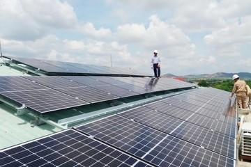 Điện mặt trời vẫn chờ chính sách về giá