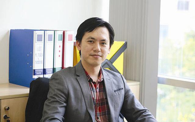 Tổng Giám đốc SGI Lê Chí Phúc.
