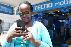 Điện thoại Trung Quốc 'gây sốt' thị trường châu Phi