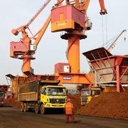 Trung Quốc điều tra thị trường giao ngay, giá quặng sắt lao dốc