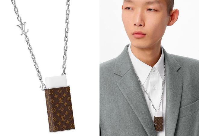 Louis Vuitton bán vòng cổ cục tẩy giá 810 USD
