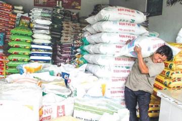 Giá phân bón trong nước tăng theo giá thị trường thế giới
