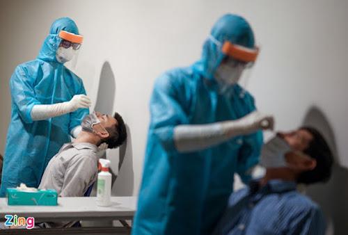 Việt Nam có thêm 47 ca nhiễm Covid-19 vào sáng nay. Ảnh: Zing.