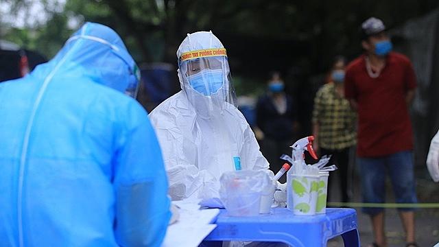 Hà Nội xuất hiện một trường hợp tử vong sau tiêm vắc xin Covid-19. Ảnh: Trần Cường