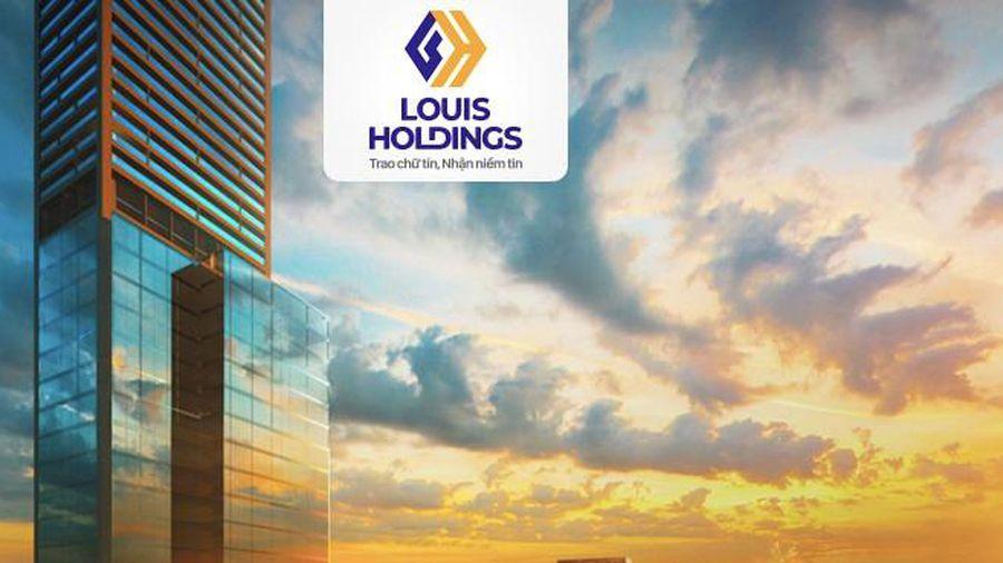 Chủ tịch Louis Holdings đã bán hơn 3,9 triệu cổ phiếu