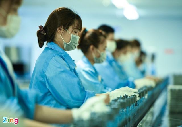 Công nhân, lao động trong các khu công nghiệp tại Bắc Giang sẽ được ưu tiên tiêm vaccine Covid-19.