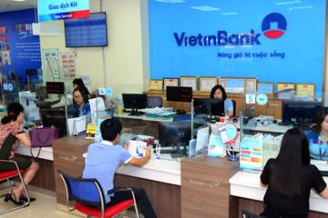 VietinBank chốt quyền trả cổ tức bằng cổ phiếu