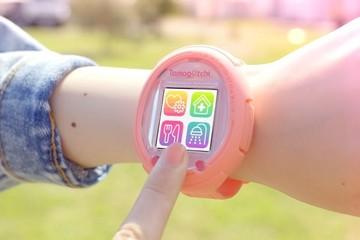 Nuôi thú ảo trên đồng hồ thông minh