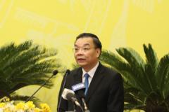 Ông Chu Ngọc Anh tái đắc cử Chủ tịch UBND thành phố Hà Nội