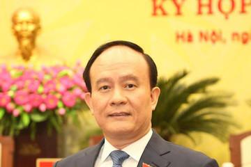 Ông Nguyễn Ngọc Tuấn tiếp tục được bầu làm Chủ tịch HĐND thành phố Hà Nội