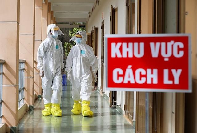 Việt Nam có thêm 55 ca nhiễm Covid-19 vào sáng nay (23/6).