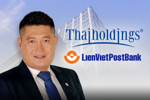 Ông Thụy tham gia vào LienVietPostBank từ 29/4. Ảnh: LPB.