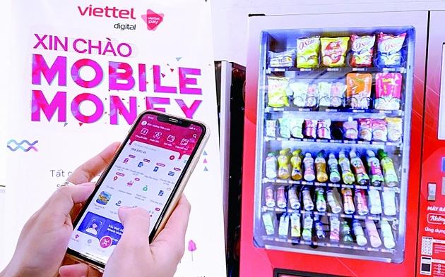 Mobile Money hứa hẹn sẽ là cú hích quan trọng đối với mục tiêu đẩy mạnh thanh toán không dùng tiền mặt của Chính phủ.