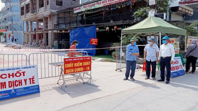 Gỡ bỏ lệnh giãn cách xã hội thành phố Bắc Giang từ hôm nay.