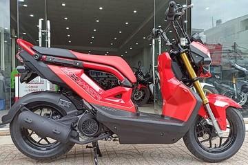 Honda Zoomer X 2021 về Việt Nam có giá gần 73 triệu đồng