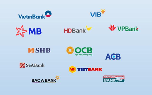 Nhiều ngân hàng liên tục thông báo chốt quyền trả cổ tức bằng cổ phiếu.
