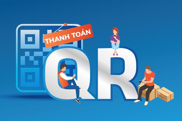 Thanh toán QR - 'Tuyệt chiêu' bán hàng thời 4.0