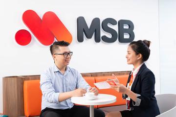 Cổ phiếu MSB được cấp margin