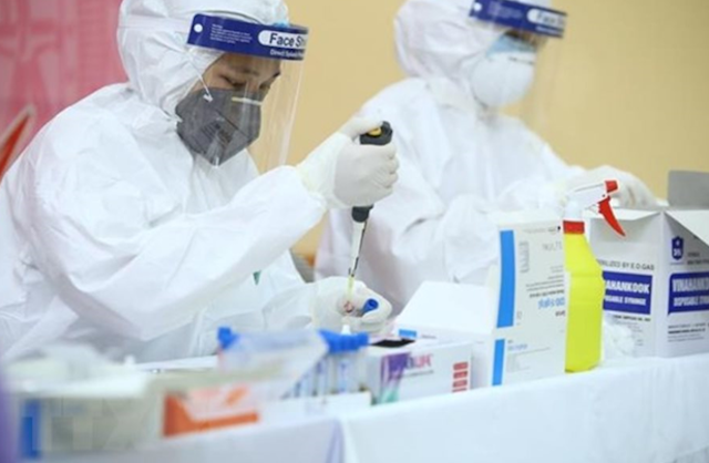 Việt Nam có thêm 112 bệnh nhân gồm 109 ca mắc trong nước và 3 trường hợp nhập cảnh.