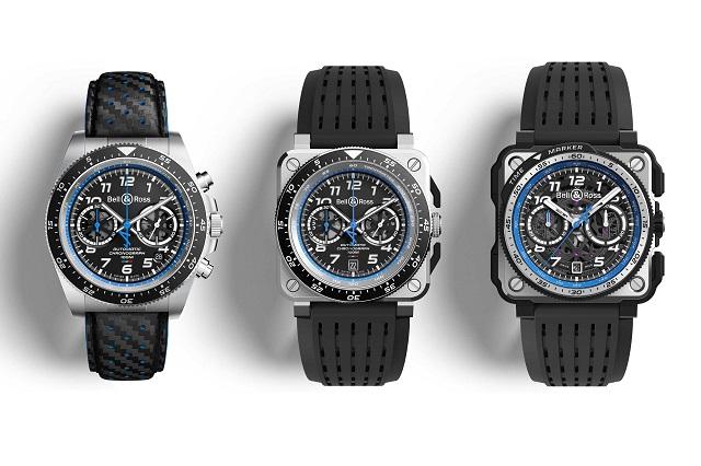 Bell & Ross giới thiệu bộ ba đồng hồ nhân sự kiện ra mắt Alpine F1
